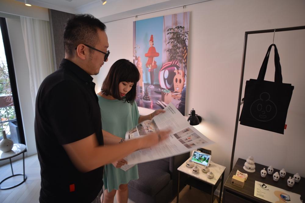文創活動/Folio Daan Taipei/臺北大安/臺灣